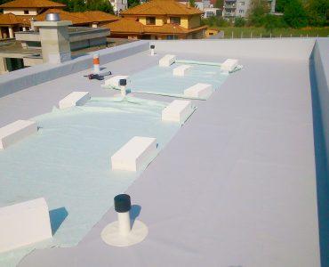 Izolácia strechy – RD Michalovce