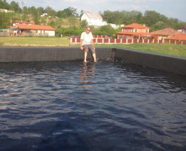 Izolácia strechy – Michalovce, EPDM Firestone