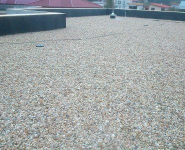 Izolácia strechy – Michalovce, Tehelné pole, EPDM Firestone